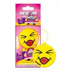 Areon Bubble Gum Emoji Asma Oto Kokusu Smile Dry