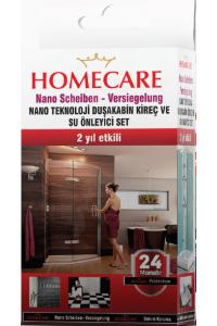 Homecare Nanoteknoloji Duşakabin Kireç ve Su önleyici 2'li Set