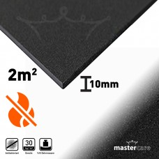 Mastercare Yanmaz Karbonlu sünger 10mm (2m²)